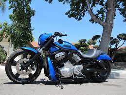 thunderbike customized harley davidson night rod special vrscdx