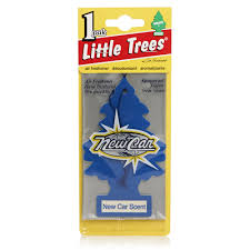 trees car freshener new car at wilko