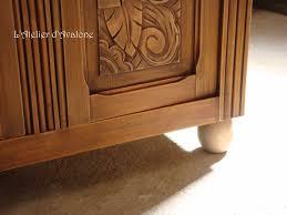 meubles art deco style style vintage deco meubles ranger ses vinyles sélection meuble
