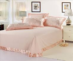 luxury 100 silk satin jacquard bedding set ropa de came romantic