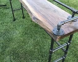 6 foot bar table reclaimed barn wood sofa bar table 6 foot bar pipes and