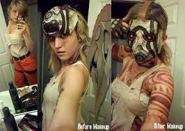 Borderlands 2 Halloween Costumes Gadget Trixi Chip Chap Dale Cosplay 2 Deviantart