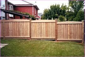 Fence Ideas For Small Backyard Backyard Fence Ideas Designandcode Club