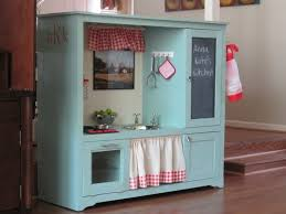tv cabinet kids kitchen kid s kitchen made from tv cabinet old entertainment center cool