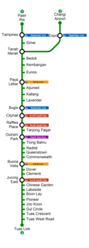 light rail w line east west mrt line wikipedia