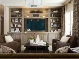 Display Cabinets Ideas Living Room Built Carameloffers - Family room entertainment center ideas