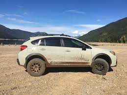 lifted subaru xv 2016 xv crosstrek 2