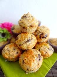 cuisiner flocon d avoine muffins aux flocons d avoine banane et chocolat