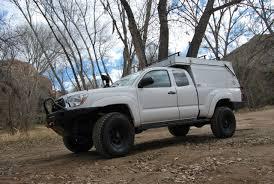 Ford Raptor Truck Topper - habitat truck topper at overland