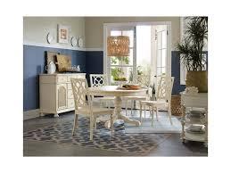 hooker furniture sandcastle adjustable height 48in round dining