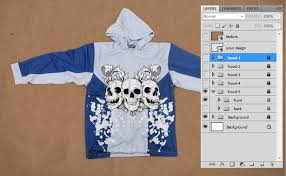 instructions for editing hoodies mockup psd vandelay design