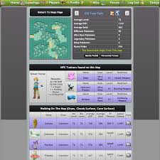 Pokemon X And Y Map Pokemonpets Online Free Browser Based Mmo Rpg Pokémon Game