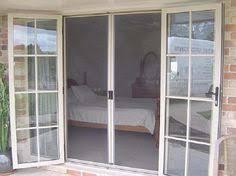 Outswing Patio Door by Casper Retractable Disappearing Double French Door Screens