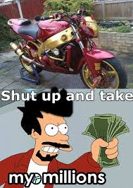 Shut Up And Take My Money Meme - shut up and give me the title already dhtg