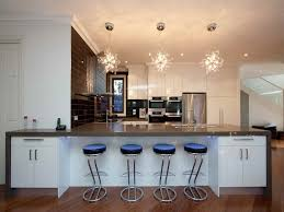 gorgeous chandelier in kitchen crystal lighting in kitchen