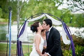 wedding arches bunnings diy how to bring together your wedding style using ribbon