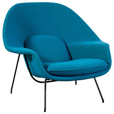 eero saarinen furniture eero saarinen padded tulip style armchair