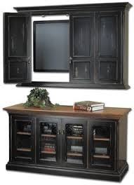 big screen tv cabinets love this idea to hide a big flat screen tv because it should never