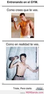Memes De Gym En Espa Ol - flacos memes para facebook en español memeando com