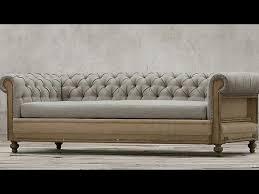 Sofa Repair Cost by Diy How To Repair Sagging Furniture Springs Youtube