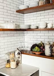 fliesen für die küche metrofliesen die schönsten ideen für küche und bad