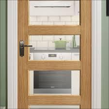 Home Depot Solid Wood Interior Doors Furniture Magnificent Prehung Interior Doors With Glass Masonite