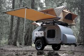 Camper Trailer Kitchen Ideas by 5 Small Camper Trailers For Awesome Off Road Vacations