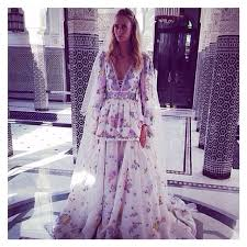 Matthew Williamson Wedding Dresses Poppy Delevingne Second Wedding In Morocco U2013 Nadeen L