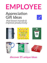 25 employee appreciation gifts that boost morale and improve