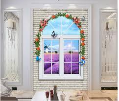 online get cheap beautiful wall murals aliexpress com alibaba group 3d room wallpaper home decoration 3d wallpaper 3d window beautiful scenery 3d wall murals wallpaper
