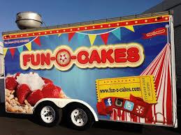 fun o cakes orange county food trucks roaming hunger