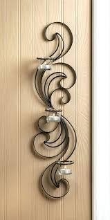 Outdoor Candle Wall Sconces Sconce Large Outdoor Candle Wall Sconces Tuscan Wall Decor Giant