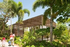 Naples Florida Botanical Garden Naples Botanical Garden Visitor Center Lake Flato