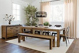 amos extension dining table living spaces