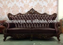 Two Sided Couch Hand Carved Two Side Imperial Crown Sofa Buy Two Sided Leather