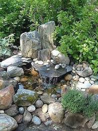 Rock Garden With Water Feature Small Rock Gardens That Rock Small Ponds Pond And Small Gardens