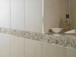 bathroom wallpaper border ideas collections tile wall toilet basin combined wall bathroom