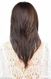 pictures of v shaped hairstyles best 25 v shaped layers ideas on pinterest v shaped layered