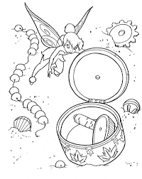 coloring pages of tinkerbell latest silvermist coloring pages