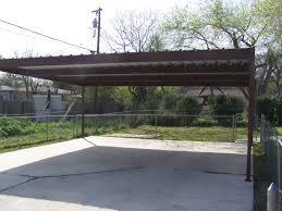 carports metal carports houston steel car covers 2 car garage