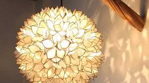 Flower Pendant Light Flower Pendant Light Westmontcatering