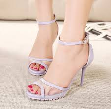wedding shoes for girl shoes purple black high heels sandals summer girl wedding