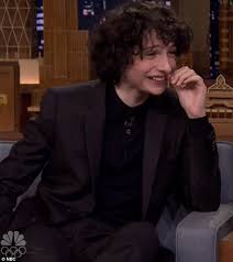 Seeking Kevin Finn Things Finn Wolfhard Had Sneezing Problem On Set Daily