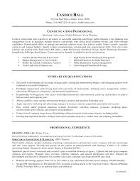 Marketing Director Resume Summary Resume Sample Summary Accounts Receivable Clerk Resume Sample