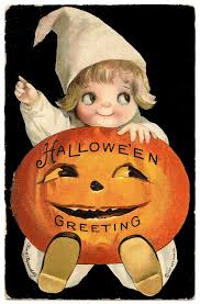 kids halloween card transparent clipart clip art library
