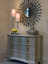Grey Entryway Table by Stylish Gray Entryway Mary Elliot Hgtv