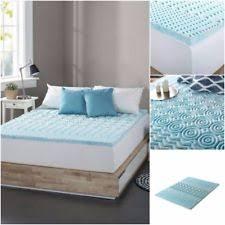 memory foam mattress cover ebay