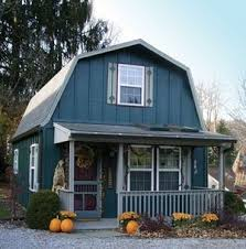 gambrel style roof gambrel roofs 8 17 best ideas about small houses on pinterest house