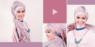 tutorial hijab resmi new tutorial hijab gaya tomboy