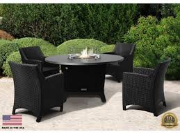 olympic round firepit table round fire table cooke fire